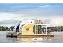 Husbåt DBE010
