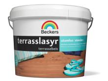 Terrasslasyr