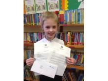Amber, Glenlivet Primary