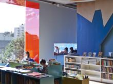 Barnavdelning Kista bibliotek