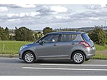 Suzuki Swift - med indbygget køreglæde