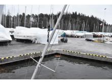 Lyftband för masten, Masta Säkert