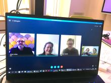 Juryns Skypemöte