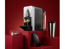 Nespresso Prodigio, den første kaffemaskinen fra Nespresso med trådløs tilkobling