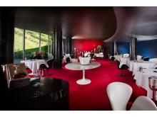 7132 Hotel und Therme Vals, Restaurant 7132 Silver