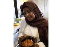 Kvinnor från Afrika, Asien, Karibien, Latinamerika samt Mellanöstern presenterar sin kokkonst och matkultur