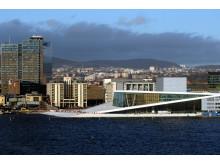 Oslo, Norwegens größte Konferenzstadt