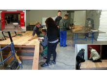 Spielplatzprojekt - Werkstattkeller