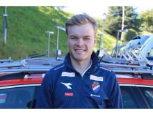 VM 2018 U23 Tobias Foss