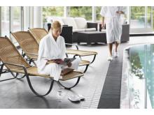 Selma Spa Relax vid pool