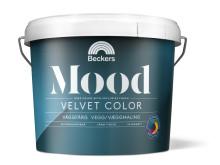 Mood Velvet Color – med känsla av sammet på väggarna