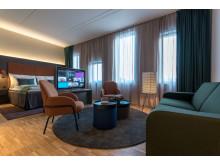 Quality Hotel Pond har 184 rom.