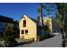 Det gamle Røykeriet på Ila i Trondheim