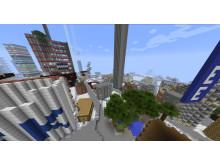 BLOCKHOLM –  a new Stockholm in Minecraft