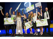 Vinnare i Venture Cup Väst