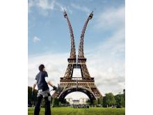 TYROLIT Cerabond System - Eiffeltornet kapat i tu - TYROLIT varumärkesbild