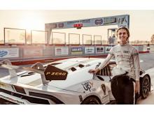 Simon Larsson Lamborghini Super Trofeo 2018