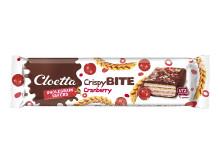 Cloetta CrispyBITE –patukka Cranberry