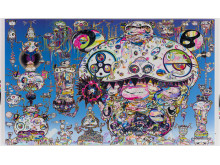 Takashi Murakami, Tan Tan Bo a.k.a. Gerotan: Metempsychosis, 2015