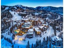 2018 SkyPixel Contest-People's Choice Prize-Stein Eriksen Residences
