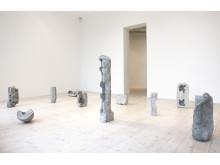 Hilde Retzlaff, installation view, 2016