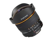 Samyang AE 8mm Nikon 1