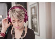 h.ear on wireless pink