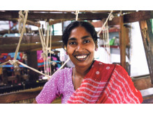 Starta-eget-bidrag till kvinna i Indien