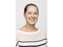 Porträtt på Linda Allerth, tidigare chef enheten för personer med funktionsnedsättning på Vuxenskolan i Stockholm