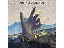 """Kristian Kristensen """"Du e her"""" - artwork"""