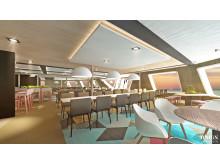 Tallink Silja Megastar  Delight Buffet 4