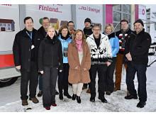 Finsk business i Gällivare
