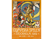 Officiella OS-affischen
