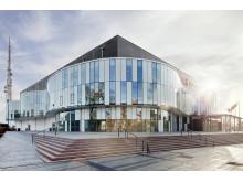 Helsingborg Arena. Arkitekt: Sweco. Foto: Felix Gerlach.