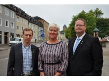 Koalition för Linköping: gruppledarna