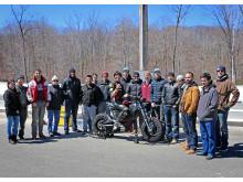 Forskare från KTH och MIT på plats i USA under delar av forskningsarbetet.