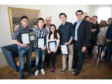 Prisutdelning Expanding Markets Award - 4