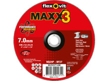 Flexovit Maxx3 Inox - Produkt 230mm
