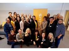 Personalen på Eductus skola i Jönköping