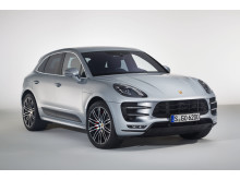 Macan Turbo med Performance Package