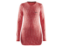 Active Comfort dress i färgen poppy