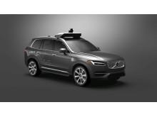 Volvo Cars levererar tiotusentals bilar kompatibla med självkörande teknologi till Uber