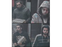Men police wish to speak with re: Newham robbery