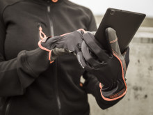 Touchscreenhandske_Worksafe