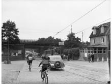Cykelvandring längs Uppsalavägen