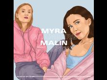 Omslag - Myra Granberg, Malin Christin - Salt i såren