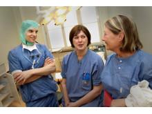 Medarbetare vid Norrtälje sjukhus