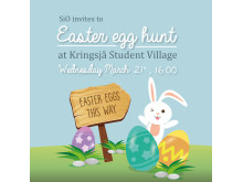 Invitation Easter Egg Hunt
