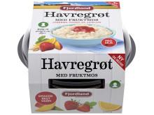 Fjordland havregrot fruktmos