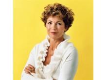 Amelia Adamo är ambassadör för Rosa Steget
